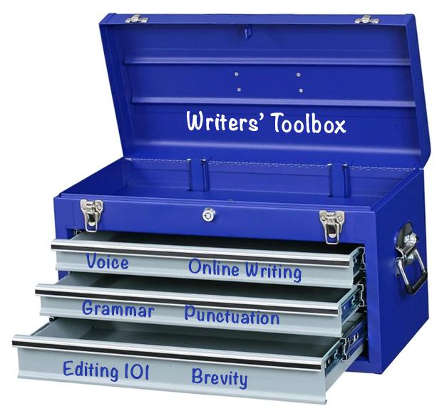 Writers' Toolbox