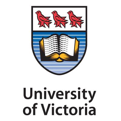University of Victoria logo, UVic